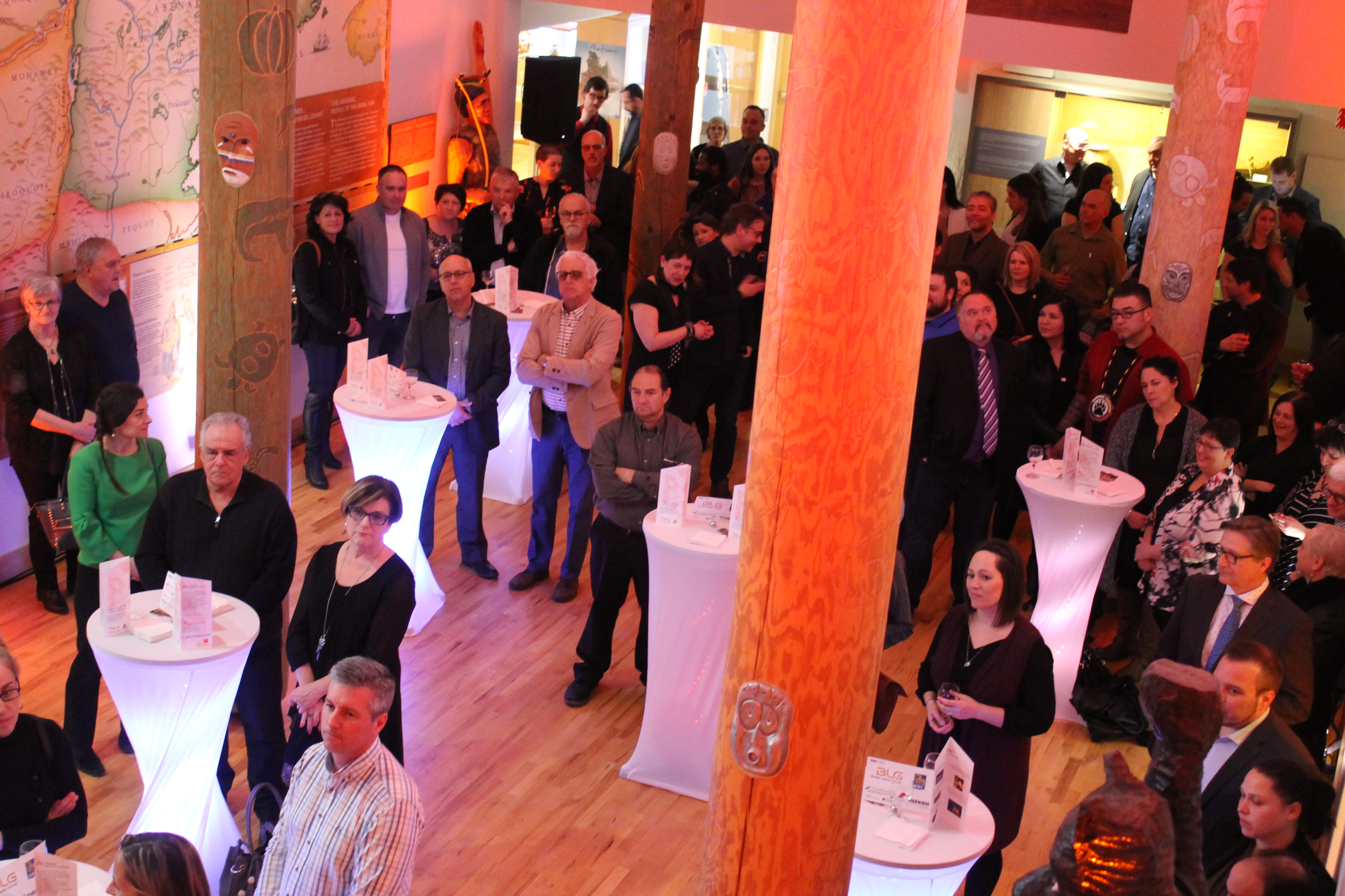 A record year for the 7th edition of the Musée des Abénakis fundraising cocktail party!